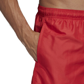 adidas Solid CLX SH SL Shorts Heren, glory red